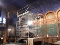 installation-du-chantier-de-restauration-choeur