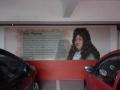 Portrait Racine, décor en sous-sol, parking public à Levallois-Perret