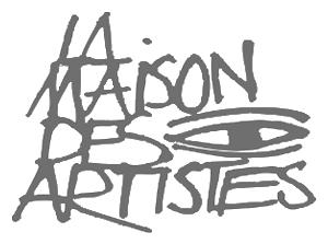 Logo - La maison des artistes
