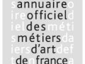 Logo - Annuaire officiel des métiers d'art de France